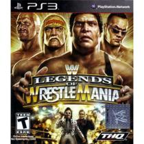 WWE Legends of Wrestle Mania - Ps3 - Thq
