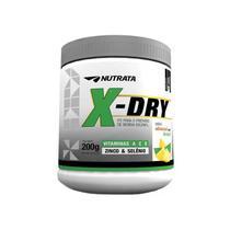 X-DRY NUTRATA 200g - ABACAXI COM HORTELA -