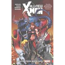 X-Men - All-New X-Men (Formerly Part Of X-Men) - All-New X-Men: Inevitable, Volume 3 - Hell Hath So Much Fury - Marvel