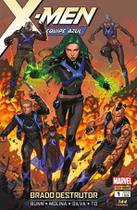 X-Men: Equipe Azul - Volume 1 - Marvel