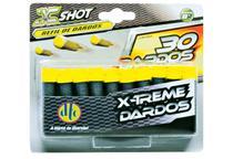 X-Shot Refil com 30 Dardos  - DTC