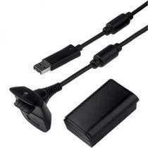 X360 Bateria Carregador de Controle X-BOX - X-360 Slim -
