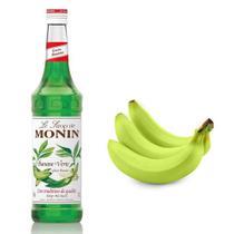 Xarope Monin Banana Verde 700ml -