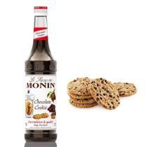 Xarope Monin Cookie de Chocolate 700ml -