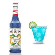 Xarope Monin Curacao Blue  700ml -