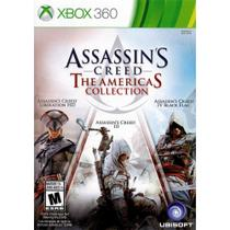 Xbox 360 Assassin's Creed: America's Collection - Ubisoft