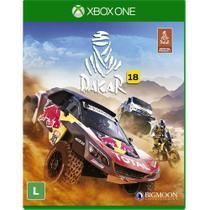 Xbox One - Dakar 18 - Bigmoon
