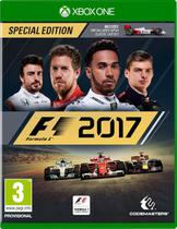 Xbox One - F1 2017 - Codemasters