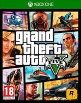 Xbox One Grand Theft Auto V - Microsoft
