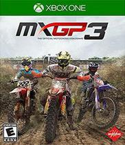Xbox One - MXGP 3 - Milestone