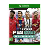 Xbox One Pro Evolution Soccer (PES) 2021 - Konami