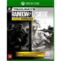 Xbox One - Raimbow Six Siege Ed. Avançada - Ubisoft