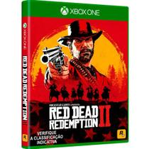 Xbox One - Red Dead Redemption 2 - Rockstar games
