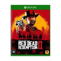 XBox One Red Dead Redemption 2 - Rockstar Games