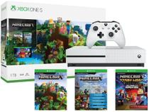 Xbox One S 1TB Microsoft 1 Controle com 1 Jogo - via Download
