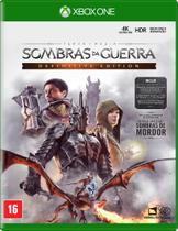 XBOX ONE - Terra-Média: Sombras da Guerra Definitive Edition - Warner
