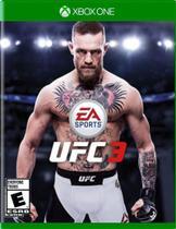 Xbox One - UFC 3 - Ea