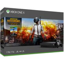 xbox one x 1tb c/ playerunknown s battlegrounds - Microsoft