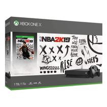Xbox One X 1TB Console - NBA 2K19 Bundle - Microsoft