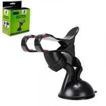 Xcell suporte veicular p/ celular e gps universal ventosa - xc-gps-4 -