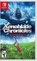 Xenoblade Chronicles Definitive Edition Nintendo Switch -