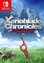 Xenoblade Chronicles Definitive Edition Nintendo Switch -