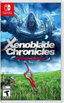 Xenoblade Chronicles Definitive Edition - Switch - Nintendo