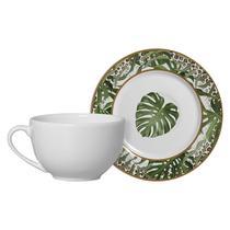 Xícara de chá - Leopardo - Alleanza