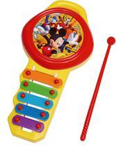 Xilofone Etitoys do Mickey - Etilux