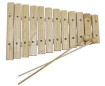 Xilofone marimba 12 notas Dolphin 8472 - musicalização infantil - afinado -
