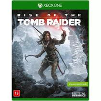 Xone lac rise of the tomb raider - Crystal dynamics