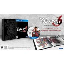 Yakuza 6: The Song Of Life Essence Of Art Edition - Ps4 - Sony