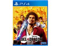 Yakuza: Like a Dragon para PS4 Sega -