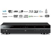 Yamaha BD-S681 Blu-ray Player 3D 4K UltraHD Wifi Miracast USB MP3 FLAC ALAC SACD