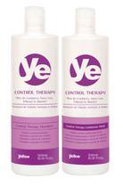 Yellow Control Therapy Duo Kit Shampoo (500ml) e Condicionador (500ml) -