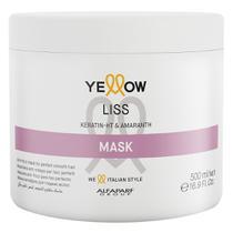 Yellow Liss - Máscara Condicionadora -