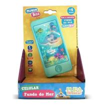 Yes toys mundo bita celular fundo do mar 20121 -