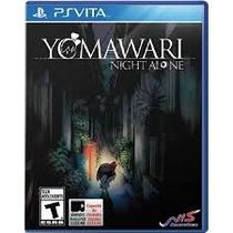 Yomawari Night Alone - Ps Vita - Sony