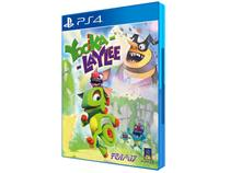 Yooka-Layle para PS4 - Playtronic Games