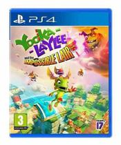 Yooka Laylee And The Impossible Lair Ps4 -