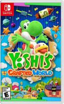 Yoshi's Crafted World - Switch - Nintendo