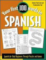 Your first 100 words in spanish - Mcgraw-hill -
