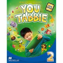 Youtabbie student's book w/audio cd and e-book & digibook-2 - Macmillan -