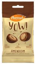 YOW de Amendoim coberto com Chocolate ao Leite (40g) -  Flormel -