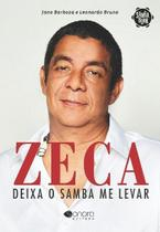 Zeca Pagodinho - Deixa o Samba Me Levar - Samba Book - Loyola