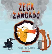 Zeca Zangado - Brinque Book