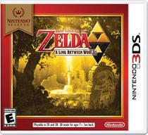 Zelda  a link between worlds  (nintendo select) - 3ds -