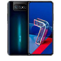 """Zenfone 7 Preto Asus, com Tela de 6,67"""",5G, 128GB e Câmera Tripla de 64MP + 12MP + 8MP - ZS670KS -"""