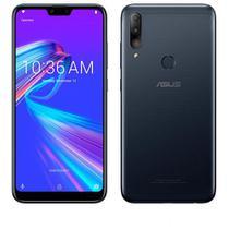 """Zenfone Shot Plus Black Asus, Tela 6,26"""", 4G, 128GB (64+64GB com Cartão SD) Câmera Tripla 12MP+5MP+8MP - ZB634KL-4A018BR -"""