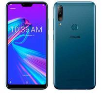 """Zenfone Shot Plus Blue Asus, 6,26"""", 4G, 128GB (64+64GB com Cartão SD) Câmera Tripla 12MP+5MP+8MP - ZB634KL-4D019BR -"""